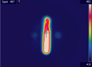 thermal cam image