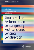 Our book is a concise account of PT concrete behavior in fire.